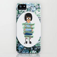 TINA+iPhone+&+iPod+Case+by+Sara+Eshak+-+$35.00