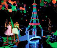 49 Mejores Imágenes De Fiesta Neon Fiesta Neón Cumpleaños