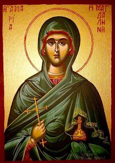 St. Mary Magdalene - July 22