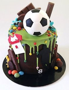 Super Birthday Cake Boys Football Party Ideas Ideas Super Birthday Cake Boys Football Party Ideas Ideas,Cake Super Birthday Cake Boys Football Party Ideas Ideas Related posts:A-frame cabin + retro kitchen tiling. Soccer Birthday Cakes, Birthday Cake For Him, Birthday Desserts, Birthday Cake Decorating, Cool Birthday Cakes, Birthday Cake Kids Boys, 16th Birthday, Birthday Cards, Cake Designs For Kids