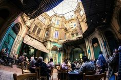 Indian cafe in El Manshya