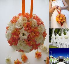 kissing balls for wedding | Kissing ball : wedding decoration Kissing Ball