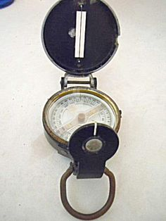 WWII Army Corps of Engineers Compass