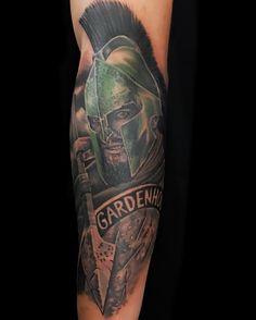 Spartan Tattoo_