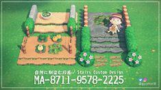 Nintendo Switch Animal Crossing, Animal Crossing Guide, Petunias, Motif Acnl, Animal Crossing Wild World, Ac New Leaf, Island Theme, Path Design, Floor Design
