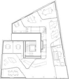 An Original Bank Design: Raiffeisen Office in Zurich by NAU