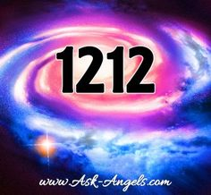 The Angel number 1212 carries the vibration meaning of both the number 1, and 2 in an amplified way (since each number appears twice). In their most simplified meaning, the number 1 is a reminder that your thoughts create, and to stay positive. The number 2 reminds you that all is well and that you have a powerful team of angels you can call on for assistance to help you stay positive, and attract a positive outcome.