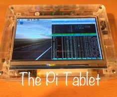 Hello fellow makers, following on from last year when I made a Pi-Laptop, I will be making Pi Tablet (see the theme here!). Well I say its a Pi tablet but the main goal was to make a tablet which can house the vast majority of single board computers and each can be changed really easily such as the Raspberry pi etc. This project is not too hard to build and is quite cheap so I hope you enjoy this instructable.PS: please vote for me in the competition :)