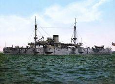 USS TEXAS, first battleship of US Navy