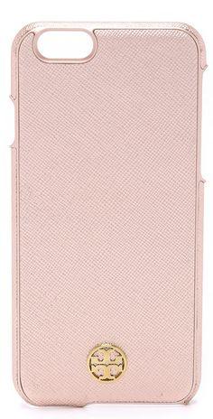 Tory Burch Robinson Hardshell iPhone 6 Case   SHOPBOP