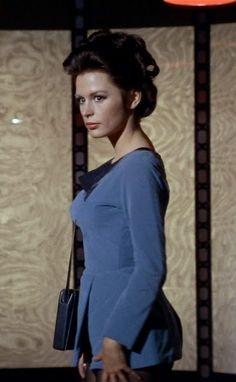Dr Helen Noel - Marianna Hill - Star Trek, Dagger of the Mind - TV Series 1966-69