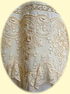 160 Best Laces & LInens images | Lace, Linens, lace ...