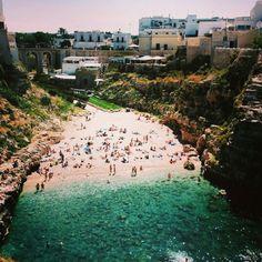 #polignanoamare #polignano #puglia #sea #summer #apulien #apulia #beach #sun #holiday #travel #ThisIsPuglia