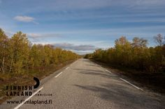 Summer road in Utsjoki, Finnish Lapland. Photo by Ilkka Mukkala. #filmlapland #arcticshooting #finlandlapland