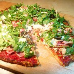pizza paleo base
