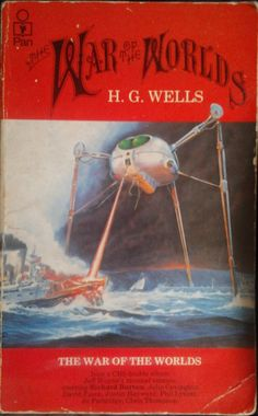 Reading diary the war of the worlds h g