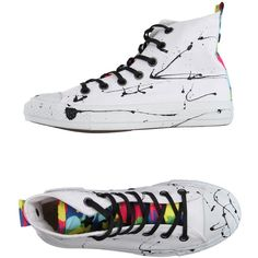 0b0a6a8e3026 Converse Limited Edition High-tops   Trainers ( 115) ❤ liked on Polyvore  featuring