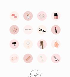 Are you a makeup artist? A beauty salon owner? Or simply a beauty lover? Instagram Storie, Hair Icon, Different Skin Tones, Instagram Story Template, Instagram Templates, Instagram Highlight Icons, How To Draw Hands, Beauty Salons, Makeup Artists