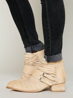 2013 Hot Ankle Buckle Boots, Distressed Leather Ankle Boots, Strap Buckle Boots #ankle #strap #buckle #boots www.loveitsomuch.com