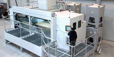 ExOne's Exerial industrial 3D printing Machine