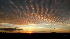 Sunset on Texel, love it!