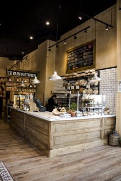 home Bakery - Cafeteria Symptoms of Black Mold – Learn What To Look For Article Body: Symptoms of bl Bakery Shop Design, Coffee Shop Interior Design, Restaurant Interior Design, Cafe Design, Bakery Interior, Rustic Coffee Shop, Cozy Coffee Shop, Coffee Cafe, Coffee Shops
