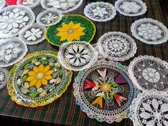 Os SOLES DE MARACAIBO datam do século 18, quando uma família de Perijá aprendeu a arte de tecer este...