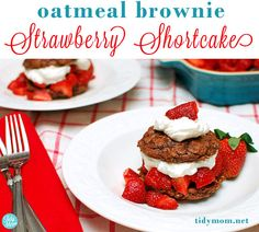 Oatmeal Brownie Shor