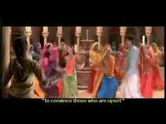 Movie: Paheli Song: Kangana Re Actor: Shahrukh Khan Actress: Juhi Chawla and Rani Mukherjee. 4:56 minutes. performance video, with lyrics translated, subtitled