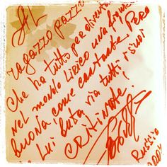 The autograph of my beloved Maestro Vladislav Piavko inside the album book Russia dedicated to the legendary tenor, People's Artist of the USSR and Academician. #AndrasChiriliuc #VladislavPiavko #PeoplesArtistOfTheUSSR #Academician #Russia #Legend
