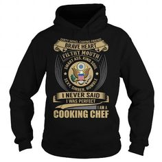 Cooking Chef Job Title T Shirts, Hoodies, Sweatshirts. CHECK PRICE ==► https://www.sunfrog.com/Jobs/Cooking-Chef--Job-Title-Special-Black-Hoodie.html?41382