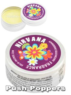 Poppers solide - Nirvana Solid - 10 ml Pots, Paraffin Wax, Nirvana, Mind Blown, Incense, Jar, Shop, Solid Shapes, Cookware