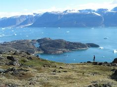 Did this amazing hike on the west coast of Greenland - stunning views!  tomg@adventurecenter.com