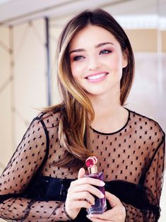 Models, they're not just like us: We talked to Miranda Kerr about her infamous beauty routine