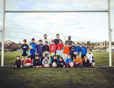 Une vingtaine d'enfants a suivi le stage multiactivités du Provence Rugby pendant les vacances ! Joie et bonne humeur au rendez-vous !