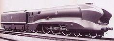 La locomotive carénée 231-726, conquête de la vitesse, trains de légende.