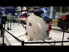 Milli İnsansız Helikopter Tai Standından Özel « Asker.TV
