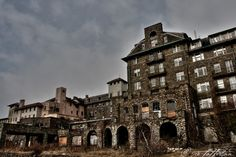Now and Then Abandoned Resorts | Thread: The Buck Hill Inn