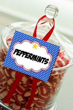 Hey, I found this really awesome Etsy listing at https://www.etsy.com/listing/170861282/printable-candy-buffet-food-labels