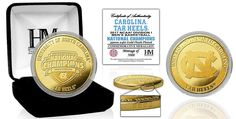 Must have product now available: North Carolina Ta... Get it here! http://www.757sc.com/products/north-carolina-tarheels-2017-ncaa-mens-basketball-national-champions-gold-mint-coin?utm_campaign=social_autopilot&utm_source=pin&utm_medium=pin
