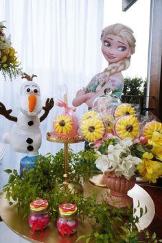 festa infantil frozen fever frozen fever party blog vittamina tema para festa de menina suh riediger filhas vitta 8