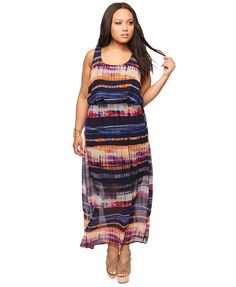 plus size fashion, but I don't like sleeveless, not for me.  Need more options