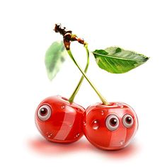 """Today we want ot show cool fruit animation created by designer from Ukraine Alexander Zapadenko. His series """"Crazy fruits"""" cosists of several animated fruits. Oprah Winfrey, Emoji Board, Gif Mania, Coffee Gif, Funny Fruit, Cartoon Gifs, Weird Food, Glitter Graphics, Animation"""