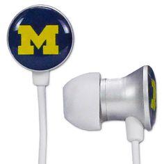 University of Michigan - Scorch Earbuds