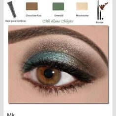 Love this!  Eye primer really helps your eyeshadow pop and last all day! Www.marykay.com/kaylee.alger