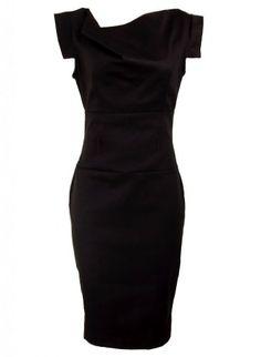 Celebrity Cowl Neck Tailored Workwear Evening Rockabilly Pencil Women's Dress - Large ClosetOnline,http://www.amazon.com/dp/B009MIMWY8/ref=cm_sw_r_pi_dp_bevfsb175YJPKHAQ
