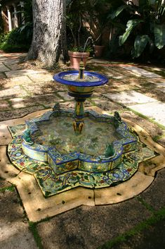 All sizes | Talavera Fountain | Flickr - Photo Sharing!