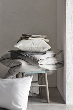 Plain dye bed linen comes in over 30 colours, transforming the look and feel of your bedroom.