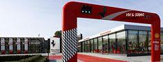 Una visita virtuale ai Musei Ferrari