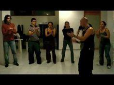 BODY PERCUSSION 1 - Salvo Russo - YouTube